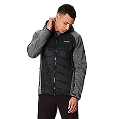 Regatta - Black 'Andreson' hybrid jacket