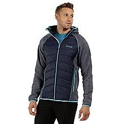 Regatta - Blue 'Anderson' hybrid jacket