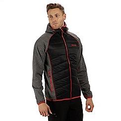 Regatta - Black 'Andreson' hybrid jacket