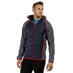 Regatta - Blue 'Andreson' hybrid jacket