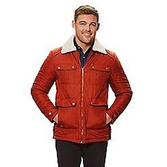 Regatta - Brown 'Lochlan' insulated quilted jacket