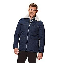 Regatta - Blue 'Lochlan' insulated quilted jacket