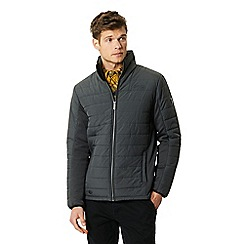 Regatta - Grey 'Ibsen' insulated quilted jacket