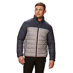 Regatta - Grey 'Icebound' quilted lightweight jacket