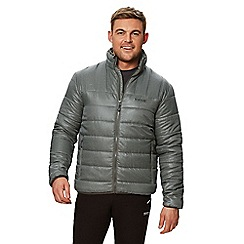 Regatta - Green 'Icebound' quilted lightweight jacket