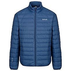Regatta - Blue 'Whitehill' quilted jacket