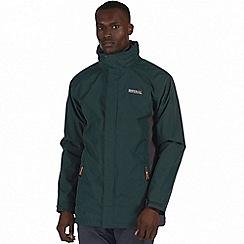 Regatta - Green 'Telmar' 3-in-1 jacket