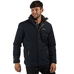Regatta - Navy Thornridge waterproof jacket