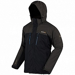 Regatta - Navy Fabens waterproof jacket