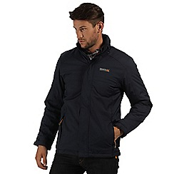 Regatta - Navy Hackber waterproof jacket