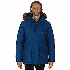 Regatta - Blue 'Alarik' waterproof insulated jacket