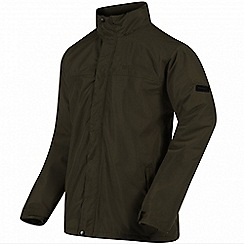 Regatta - Green 'Hesper' waterproof insulated jacket