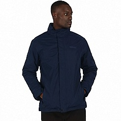 Regatta - Blue 'Hesper' waterproof insulated jacket