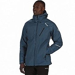 Regatta - Blue 'Glyder' 3-in-1 jacket