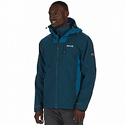 Regatta - Blue 'Wentwood' 3-in-1 jacket