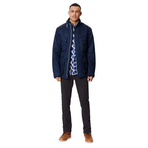 hooded insulated waterproof Blue 'Emeril' jacket Regatta 4wR1xnPqn