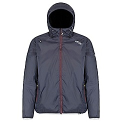 Regatta - Grey 'Tarren' waterproof hooded jacket