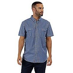 Regatta - Blue 'Rainor' short sleeved shirt