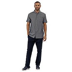Regatta - Grey 'Damaro' shorts sleeved shirt