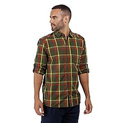 Regatta - Green 'Mindano' long sleeved shirt