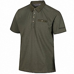 Regatta - Green 'Brantley' polo shirt