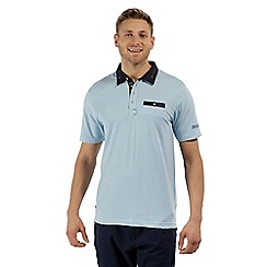 Regatta - Blue 'Brantley' polo shirt
