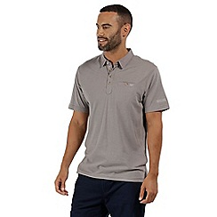 Regatta - Grey 'Brantley' polo shirt
