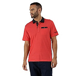 Regatta - Red 'Brantley' polo shirt