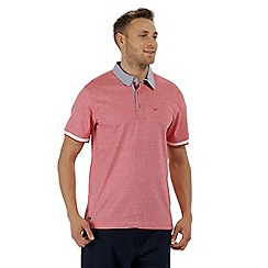 Regatta - Red 'Marlen' polo shirt