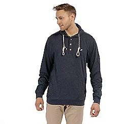 Regatta - Blue 'Palmar' jersey hoody