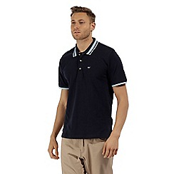 Regatta - Blue 'Talcott' polo shirt