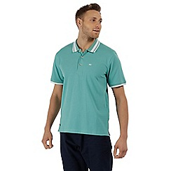 Regatta - Green 'Talcott' polo shirt
