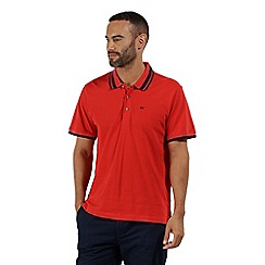 Regatta - Red 'Talcott' polo shirt