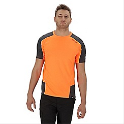 Regatta - Orange 'Hyper-reflective' t-shirt