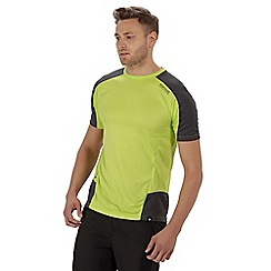 Regatta - Green 'Hyper-reflective' t-shirt