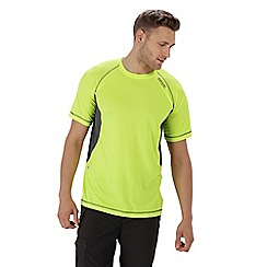 Regatta - Green 'Volito' technical t-shirt