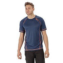 Regatta - Blue 'Virda' technical t-shirt