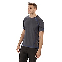 Regatta - Grey 'Virda' technical t-shirt