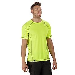 Regatta - Green 'Virda' technical t-shirt