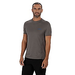 Regatta - Grey 'Hyper-cool' technical t-shirt