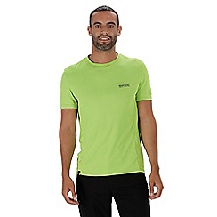 Regatta - Green 'Hyper-cool' technical t-shirt