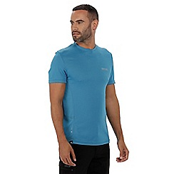 Regatta - Blue 'Hyper-cool' technical t-shirt