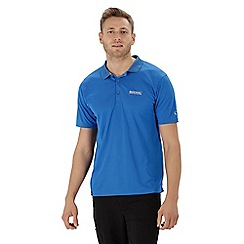 Regatta - Blue 'Maverick' polo shirt