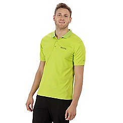 Regatta - Green 'Maverick' polo shirt