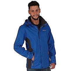 Regatta - Oxford blue matt waterproof jacket