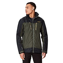 Regatta - Green 'Calderdale' waterproof jacket