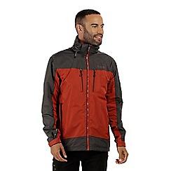 Regatta - Orange 'Calderdale' waterproof jacket
