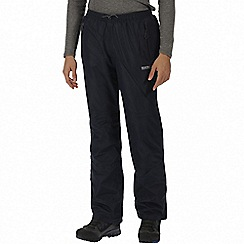 Regatta - Navy chandler over trousers long length