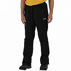 Regatta - Black chandler over trousers long length