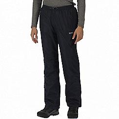 Regatta - Navy chandler over trousers regular length